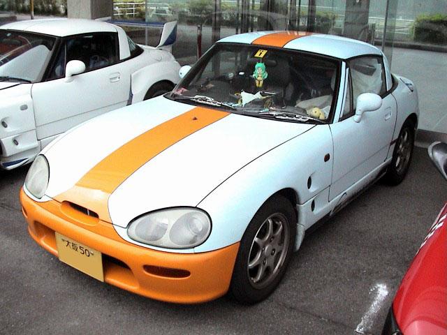 �@もりり �Aがるちーの �Bワンオーナー 23万kmの初期型です。 '92.1月登録 �C初参加