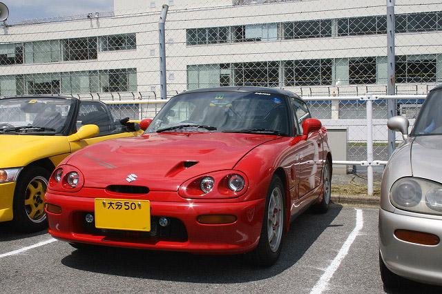 �@ミッチ �A赤AT �B1998年新車から乗ってます �C5回目
